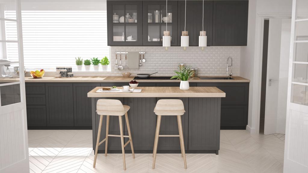 grey timeless kitchens