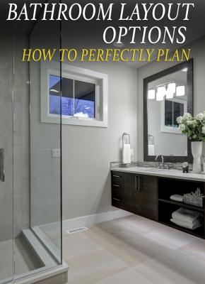 bathroom layout options