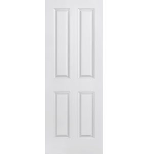 30'' 4 Panel Single Interior Prehung Fiberglass Entry Doors at Builders Surplus in Louisville