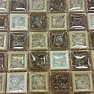 Fossil Canyon Blend Porcelain Mosaic Tile at Builders Surplus in Louisville Kentucky