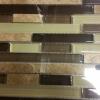 Aspen Interlocking Multi-Colored Mosaic Tile at Builders Surplus in Louisville Kentucky