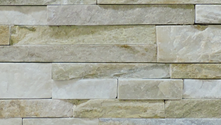 Golden Honey Ledge Stone Tile at Builders Surplus in Louisville Kentucky