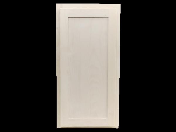prev  sc 1 st  Builders Surplus & 30 x 15 x 12 Unfinished Alder Shaker Wall Kitchen Cabinet - Builders ...