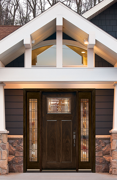 Door-Installation