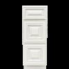 "12"" Drawer Base Antique White Summit Vanity"
