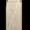 84'' Barn Single Interior Slab Fiberglass Entry Doors at Builders Surplus in Louisville