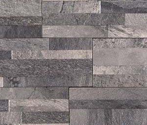 6 x 24 Dekora Ardesia Black Ledge Stone Tile at Builders Surplus in Louisville Kentucky