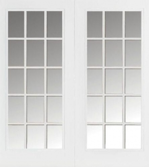 15-Lite Fiberglass Patio Doors at Builders Surplus in Louisville