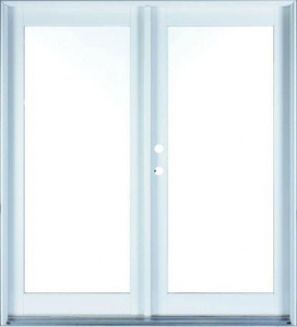 Full View Fiberglass Patio Doors at Builders Surplus in Louisville