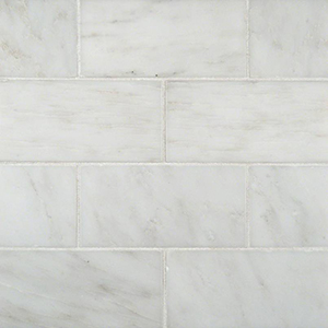 Greecian White Marble 3x6 Polished Subway Tile At Builders Surplus In Louisville Kentucky