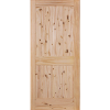 "36"" Knotted Pine 2 Panel Single Interior Prehung Left Hand Door Fiberglass Entry Doors at Builders Surplus in Louisville"