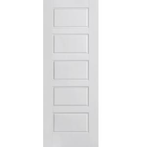 30'' 5 Panel Single Interior Prehung Fiberglass Entry Doors at Builders Surplus in Louisville