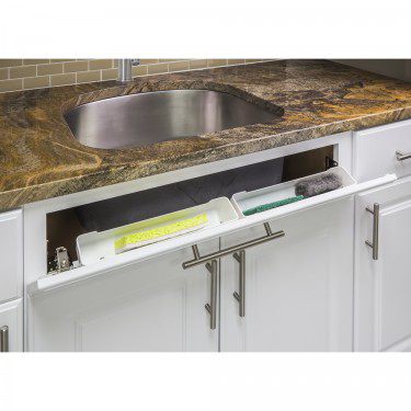 Shallow Sink Tipout Tray Pack