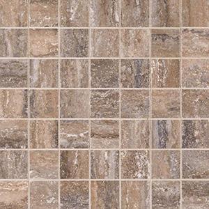 Veneto Noce 2x2 Matte Mesh Back Tile at Builders Surplus in Louisville Kentucky