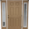 One-Three-One Wood Exterior Doors