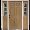 One-Three-One Wood Exterior Doors