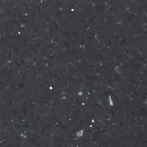 Sparkling Black VICOSTONE Quartz Countertops