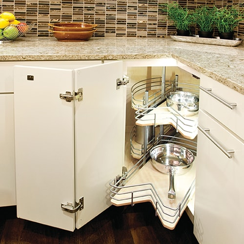 Easy Reach Cabinet