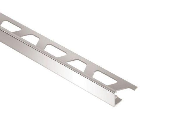 "Schluter Schiene Edge 3/8"" in aluminum"