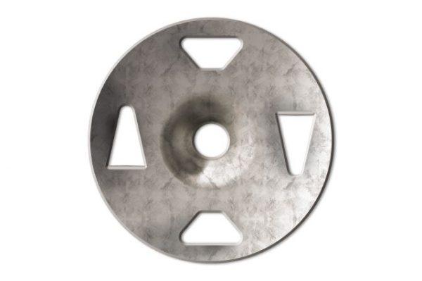 """Schluter Kerdi Board Steel Washers 1-1/4"""" (100)"""