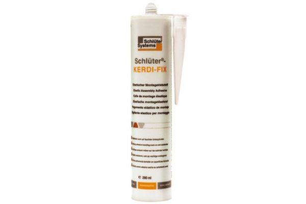 Schluter Kerdi-Fix 290ml Bright White