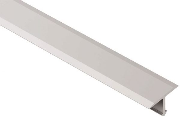 "Schluter Reno-T 17/32"" Tran in aluminum Satin"