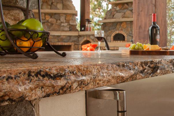 Granite Edges The Finishing Touch