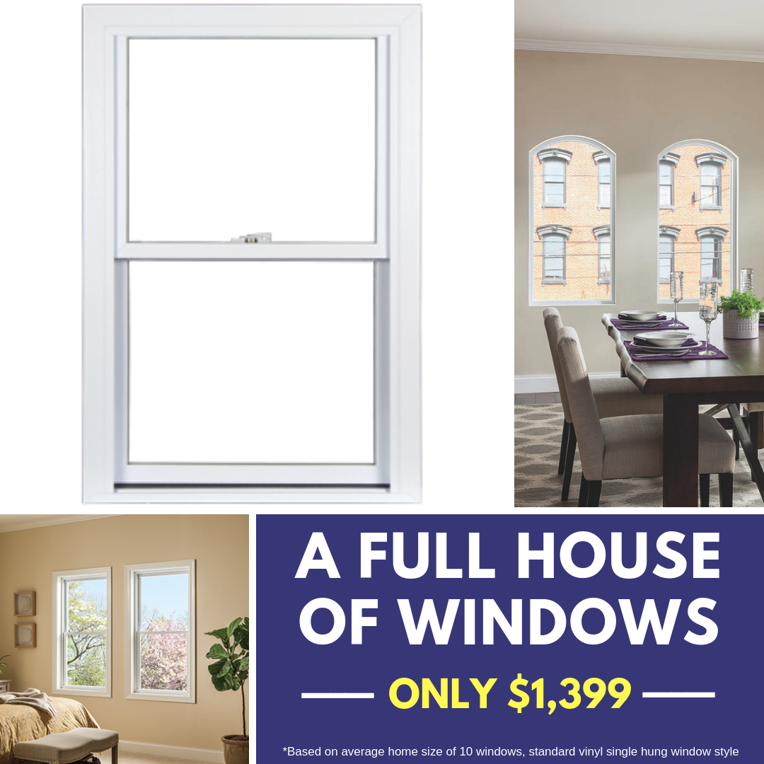 House of Windows $1,399
