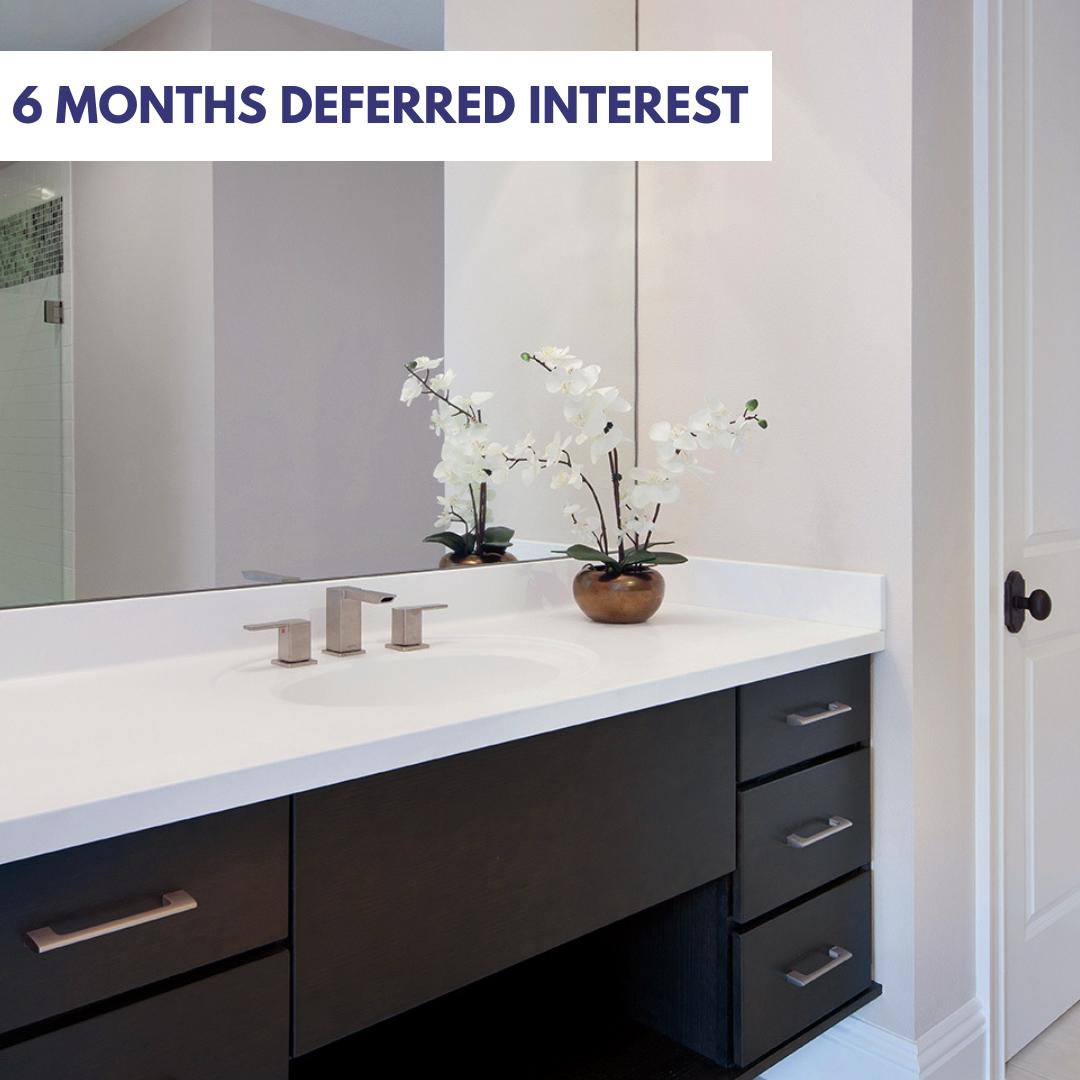 6 Months Deferred Interest