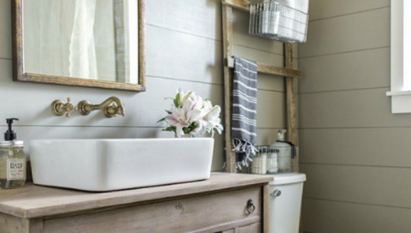 Rustic Bathroom Vanities to Update Your Outhouse