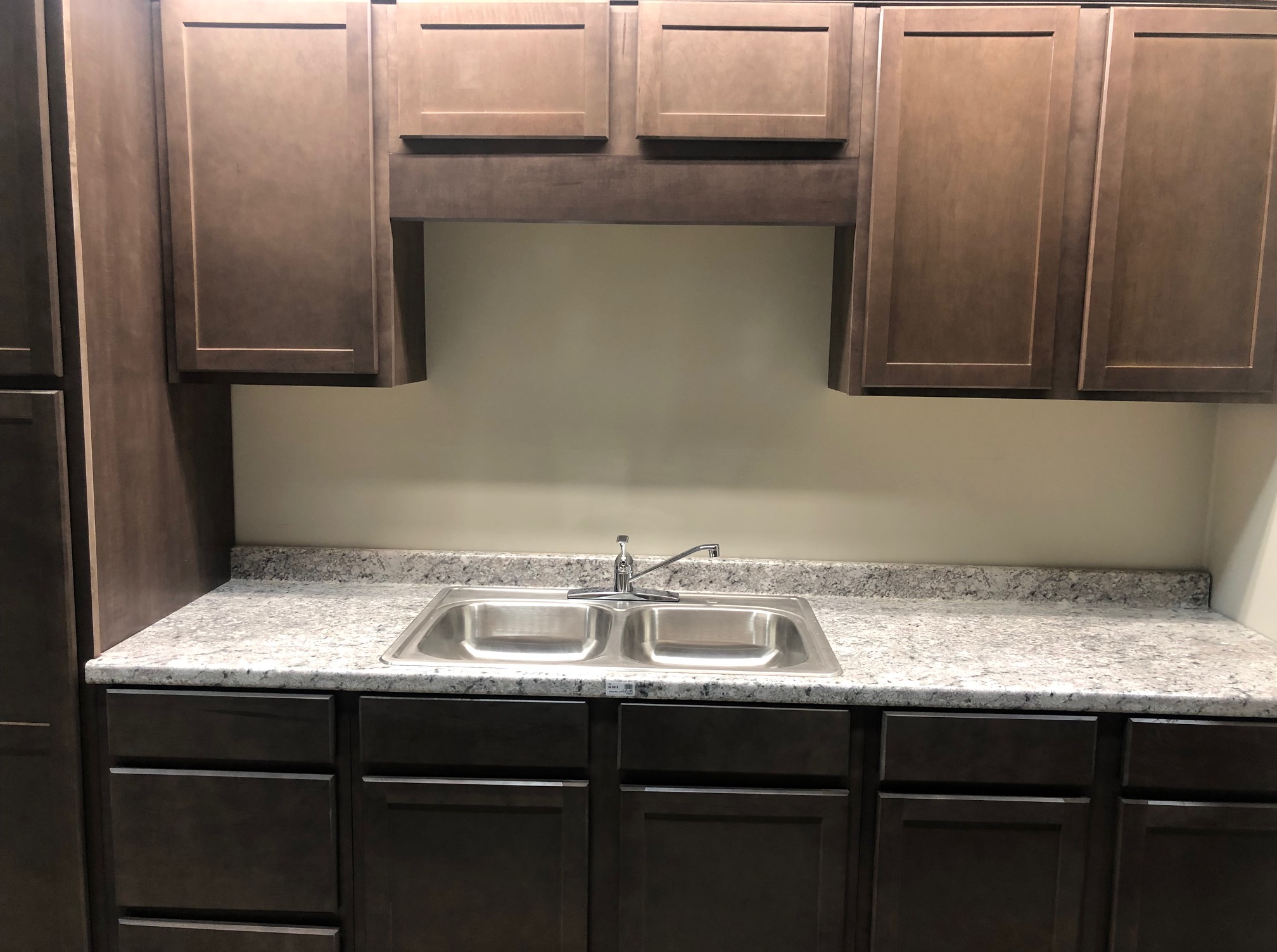 In stock maple stone shaker cabinets at Builders Surplus louisville and newport kentucky