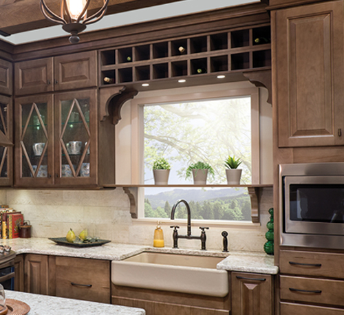 Kitchen Cupboards Builders Warehouse: 6 Amazing Stain Colors For Your Kitchen Cabinets