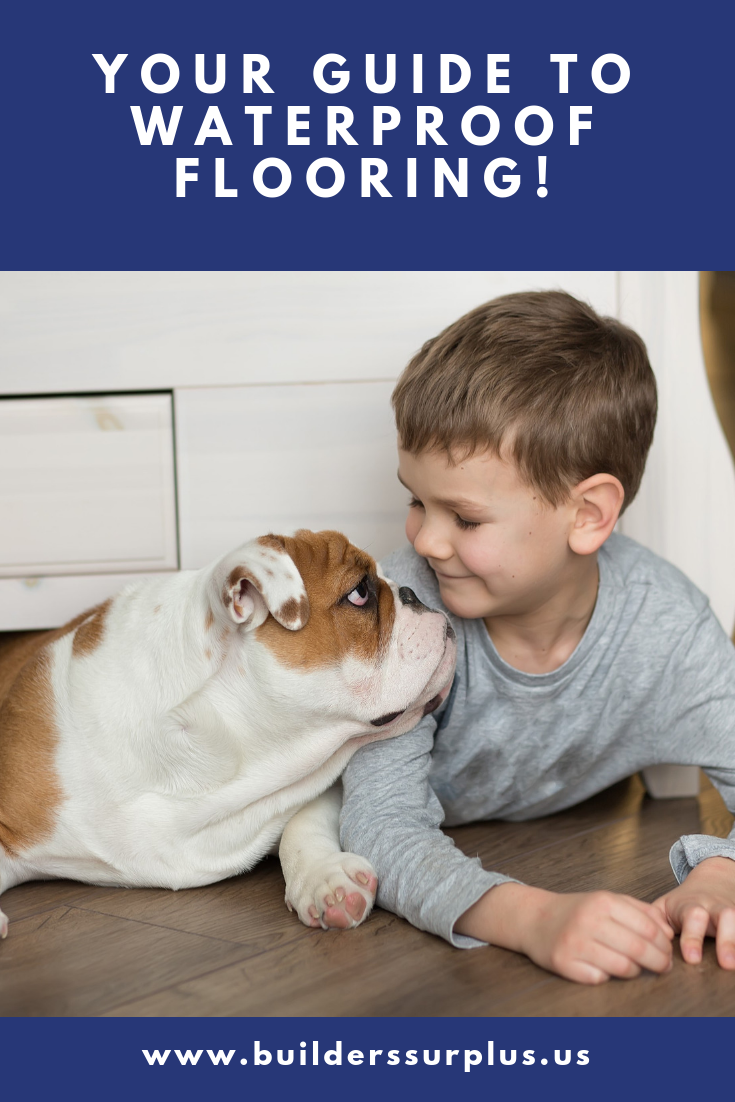 Your Guide To Waterproof Flooring