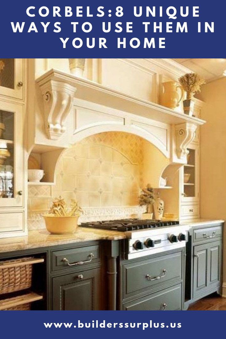 Corbels 8 Unique Ways To Use Them In Your Home