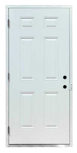 90 Min Steel Door
