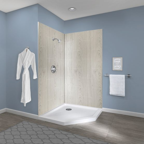 JETCOAT® SHOWER WALL SYSTEM - Jetcoat Bathroom Wall Tile