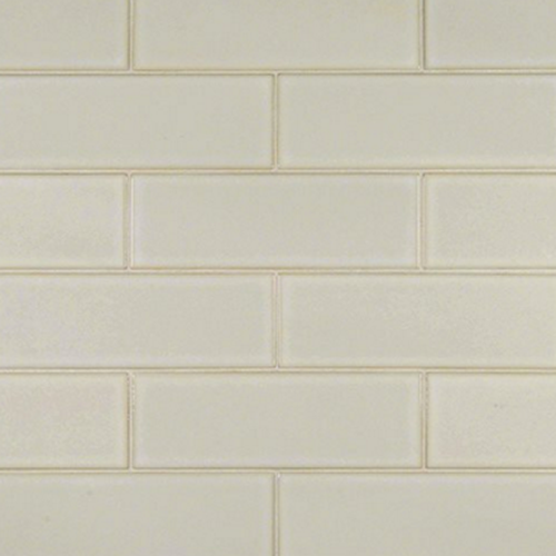 Highland Park Collection Antique White 4x12 Handcrafted Ceramic Tile at Builders Surplus in Louisville Kentucky