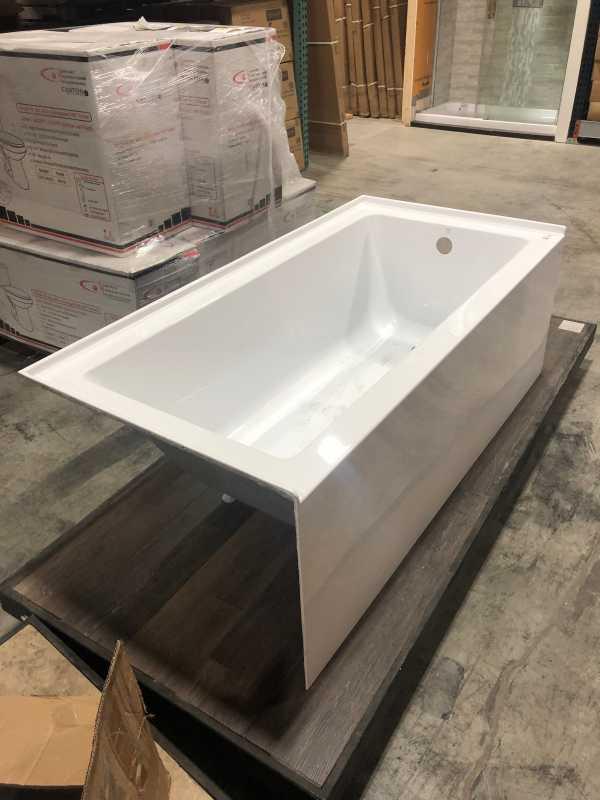 Acrylic Tub Alcove