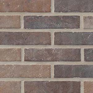 2x10 Capella Red Brick Tile at Builders Surplus in Louisville Kentucky