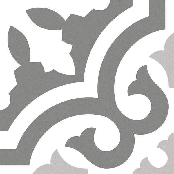 Havana Jazz Grey Pattern Tile at Builders Surplus in Louisville Kentucky