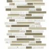 Ivory Noce Trav & Glass Mesh Back Tile at Builders Surplus in Louisville Kentucky
