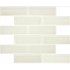 2x2 Hex Riva Ivory Glass Mosaic Mesh Tile at Builders Surplus in Louisville Kentucky