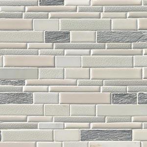 12 x 12 Everest Interlocking Mosaic Tile  at Builders Surplus in Louisville Kentucky