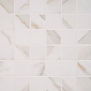 12 x 12 Pietra Calacatta Large Format Tile at Builders Surplus in Louisville Kentucky