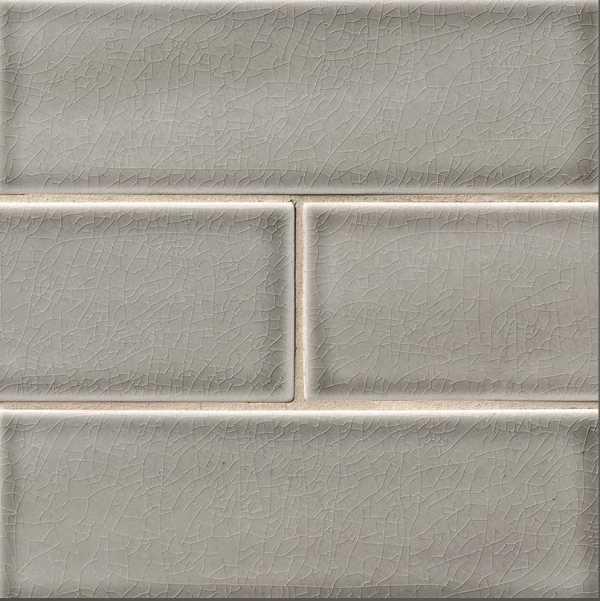 Highland Park Dove Gray Subway Tile