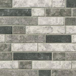 6mm Urban Tapestry Interlocking Mosaic Tile at Builders Surplus in Louisville Kentucky
