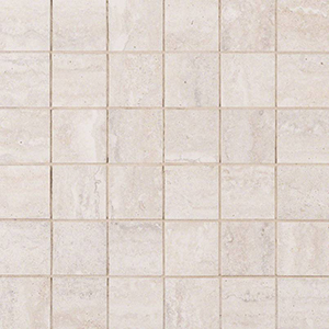Veneto White 2x2 Matte Mosaic Tile at Builders Surplus in Louisville Kentucky