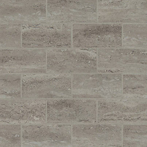 Pietra Venata White 2x4 Polished Mosaic Subway Tile at Builders Surplus in Louisville Kentucky