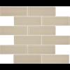 2x2 Hex Riva Beige Glass Mosaic Mesh Tile at Builders Surplus in Louisville Kentucky