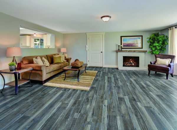 Alpine Ash LVT Flooring